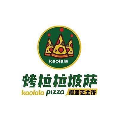 烤拉拉披萨榴莲芝士饼